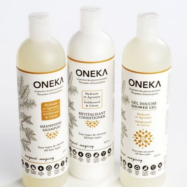 Oneka Natural Shampoo & Conditioner